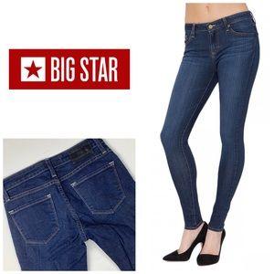 Big Star ⭐️ Alex Mid Rise Skinny Jeans👖